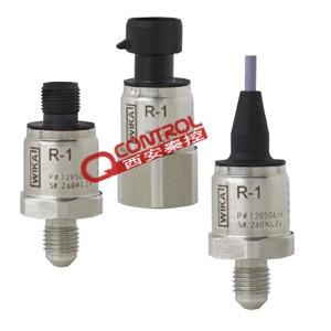 德国威卡wika金属薄膜压力传感器r-1